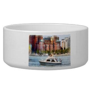 Maryland - Cabin Cruiser by Baltimore Skyline Bowl