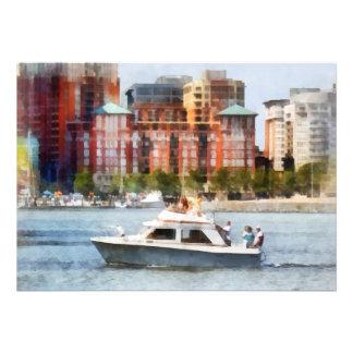 Maryland - Cabin Cruiser by Baltimore Skyline Announcement