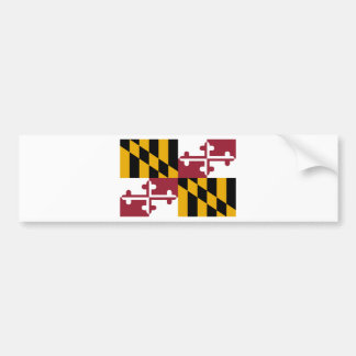 Maryland Pegatina Para Auto