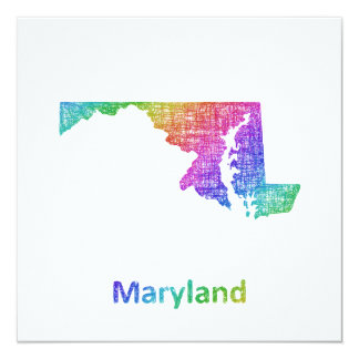 Maryland Card