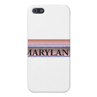 Maryland Chesapeake Bay Scene Cover For iPhone SE/5/5s
