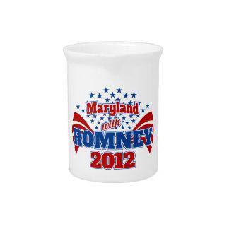 Maryland con Romney 2012 Jarra
