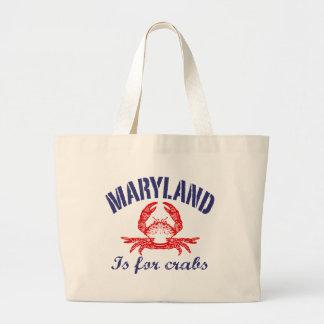 Maryland Crabs Bag