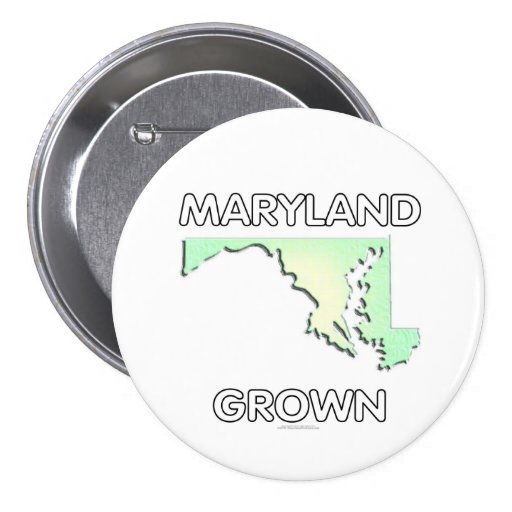 Maryland crecido pins