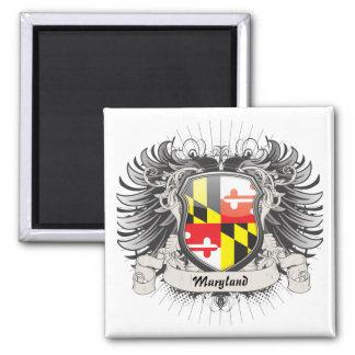 Maryland Crest Magnet