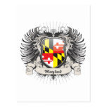 Maryland Crest Post Cards