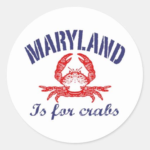Maryland critica despiadadamente al pegatina