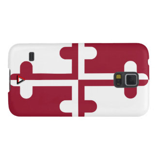 Maryland Crosslands Banner Galaxy S5 Cases