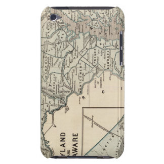 Maryland, Delaware, DC Barely There iPod Case