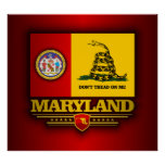 Maryland (DTOM) Posters