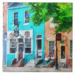 Maryland - el Pub de la vecindad derriba el MD del Azulejo Cerámica
