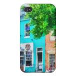 Maryland - el Pub de la vecindad derriba el MD del iPhone 4 Fundas