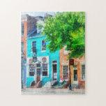 Maryland - el Pub de la vecindad derriba el MD del Puzzle Con Fotos