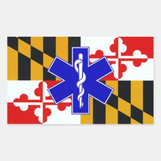 Maryland EMT sticker
