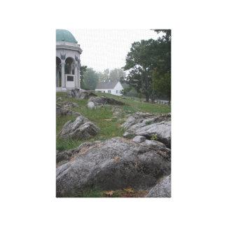 Maryland en Antietam Impresión En Lienzo Estirada