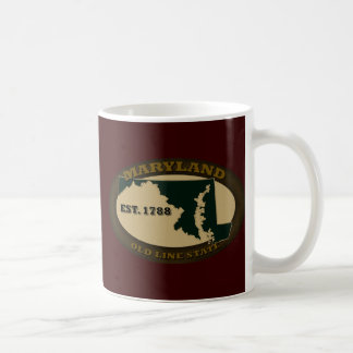 Maryland Est. 1788 Taza Clásica