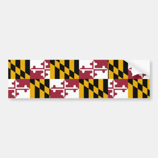 Maryland, Estados Unidos Pegatina Para Auto