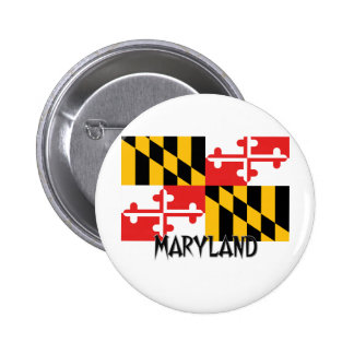 Maryland Flag Pins