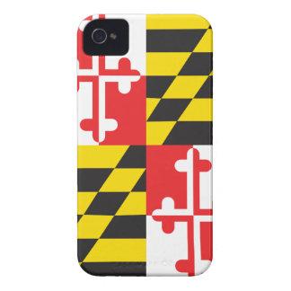 MARYLAND FLAG iPhone 4 Case-Mate CASE