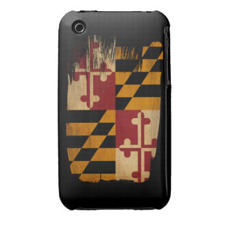 Maryland Flag iPhone 3 Case-Mate Cases