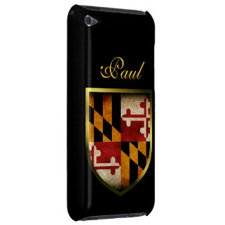 Maryland Flag Case-Mate iPod Touch Case