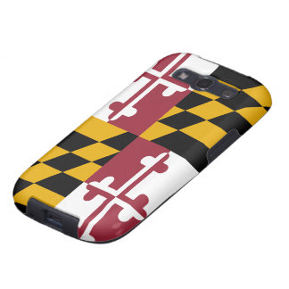 Maryland Flag CaseMate - Android Samsung Galaxy S3 Galaxy S3 Cover