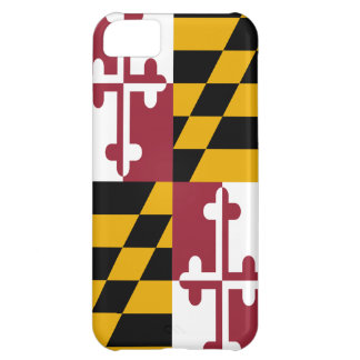Maryland Flag CASEMATE BARELY THERE - iphone 5 Cover For iPhone 5C