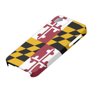 Maryland Flag Casemate Case for iPhone 5 iPhone 5 Cover