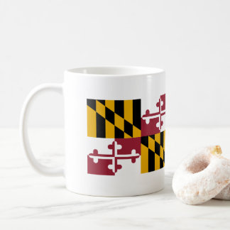 Maryland Flag Coffee Mug