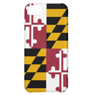 Maryland Flag Cover For iPhone 5C