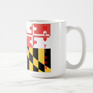 Maryland Flag cup