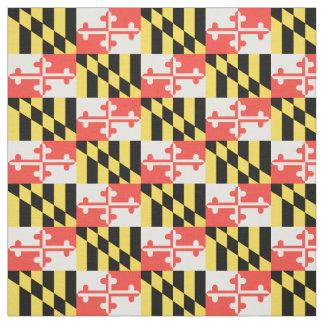 MARYLAND Flag Fabric