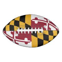Maryland Flag football - 2 panel