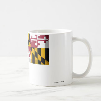 Maryland Flag Gem Coffee Mug