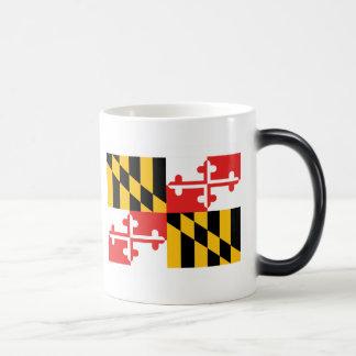 Maryland FLAG International Magic Mug