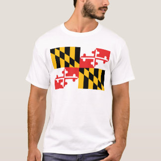 Maryland FLAG International T-Shirt