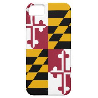 Maryland Flag iPhone 5/5s Case