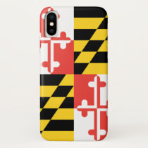 Maryland Flag iPhone / iPad case