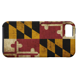 Maryland Flag iPhone SE/5/5s Case