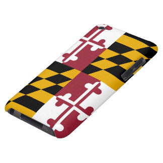 Maryland Flag ipod touch case