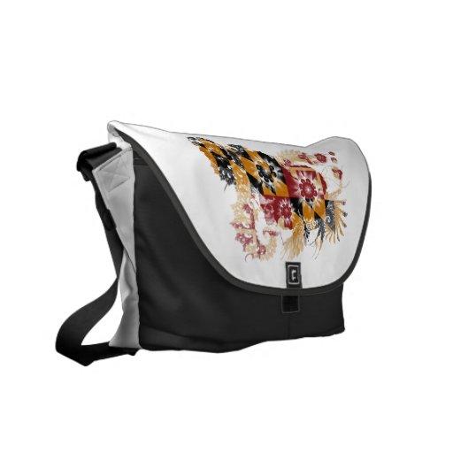 Maryland Flag Messenger Bags