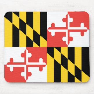 Maryland Flag Mousepad
