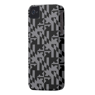 Maryland Flag Pattern Case-Mate iPhone 4 Case