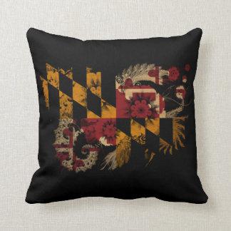 Maryland Flag Pillow
