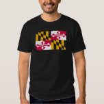 Maryland Flag Shirt