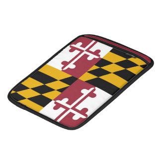 Maryland Flag Sleeve For iPads