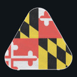 """MARYLAND FLAG SPEAKER<br><div class=""""desc"""">FlagSwag.com Gifts and Apparel: Custom World Flag Designs and Patterns on T-shirts,  Posters,  Mugs,  Stickers and more gifts. Choose &quot;Customize&quot; then &quot;Edit&quot; to change the color on any style and browse more designs at http://www.FlagSwag.com</div>"""
