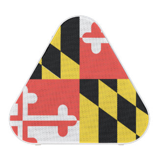 MARYLAND FLAG SPEAKER