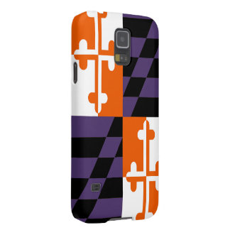 Maryland Flag Sports Colors Case For Galaxy Nexus