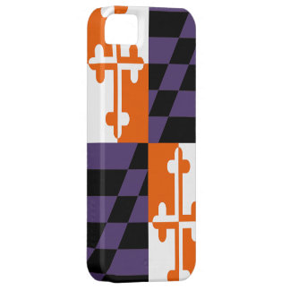 Maryland Flag Sports Colors Case for iPhone 5 iPhone 5 Case